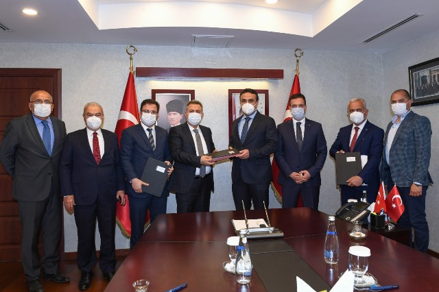 Kozan'a anaokulu için protokol imzalandı