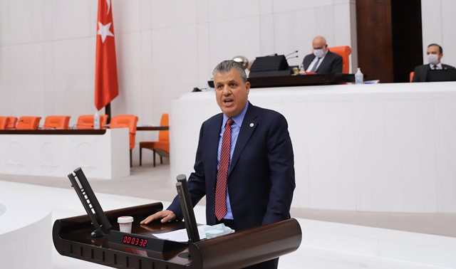 """""""ÇİFTÇİ BORÇLARI FAİZSİZ 5 YIL ERTELENSİN"""""""