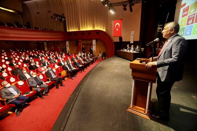 """Karalar: """"Hedefimiz Adana'yı dünya kenti yapmak"""""""