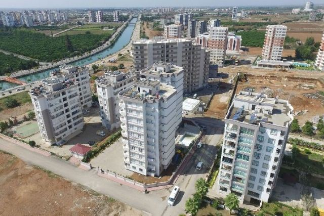 Konut satışları Mart ayında Adana'da Yüzde 15,7 azaldı
