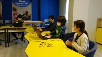 """Kozanlı öğrenciler """"Zeka Gücü"""" projesinde birinci oldu"""