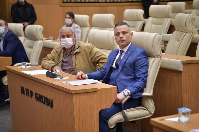 """MHP'li Ateş: """"Çukurova Belediyesi daha iyi duruma geldi"""""""