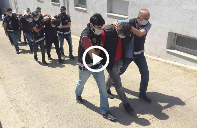 Polis, liderinin öğretmen olduğu silah kaçakçılığı çetesini çökertti
