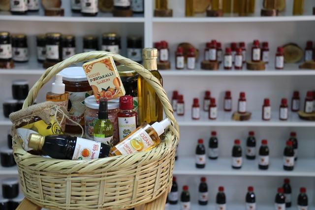Kozan'da Yöresel Ürünler Satış Noktası oluşturuldu