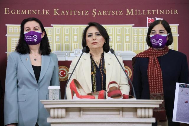 """""""13 YILDA 3 BİN 580 KADIN HUNHARCA KATLEDİLDİ"""""""