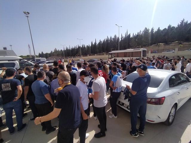 A.Demirspor-Balıkesirspor maçı için ihlalde bulunanlara ceza