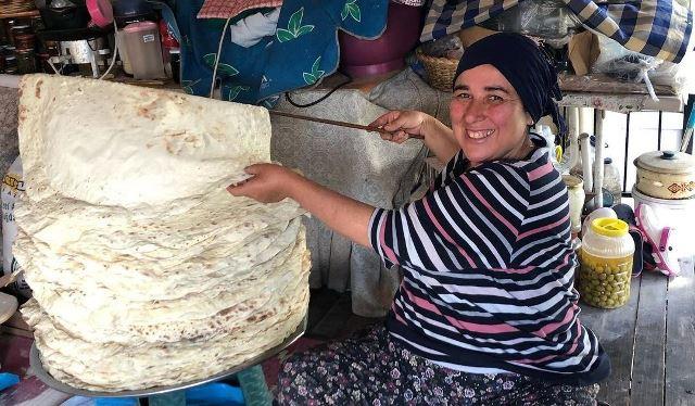 Köy ekmekleri satışlarını arttırdı
