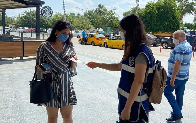 Adana'da bin 247 kadına KADES