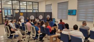 Tapu personellerine 'Stres yönetimi' eğitimi