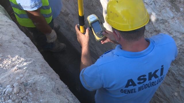 ASKİ, sorunsuz içme suyu ve altyapı hizmeti sunmaya devam ediyor
