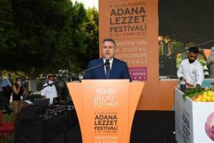 Uluslararası Adana Lezzet Festivali 8-9-10 Ekim'de