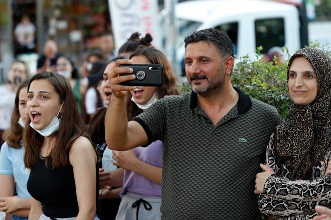 """""""Müzik Seyhan'da Seyhan Yanınızda"""" etkinliği"""