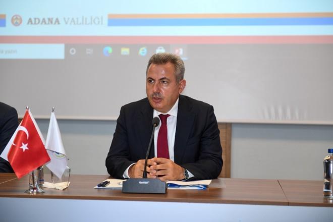 Adana'da 387 projeden 65'i tamamlandı