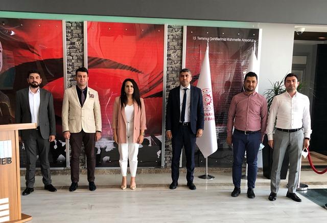 AOSB PROJE DESTEK OFİSİ'NDEN  ANKARA'DAKİ KURUM VE KURULUŞLARA ZİYARET