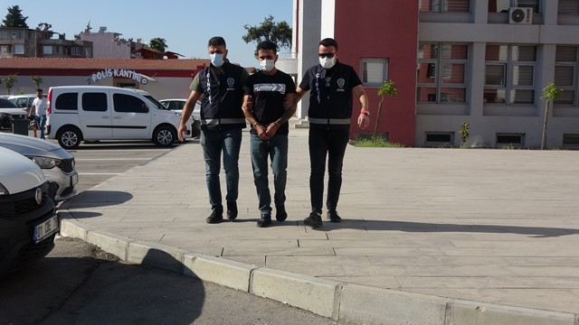 Kardeş katili tutuklandı