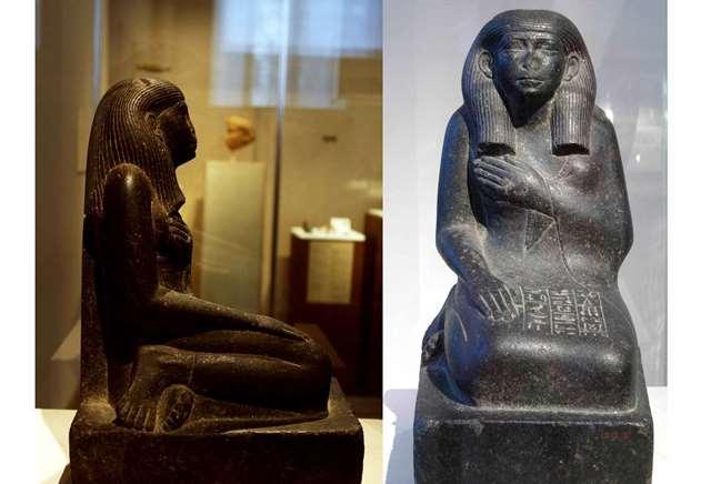 Patates torbasıyla ABD'ye kaçırılmıştı… Adana, 4 bin yıllık heykelini istiyor