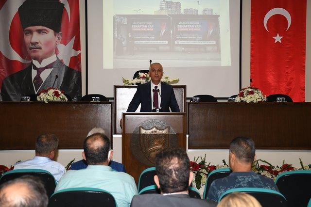 Adana ESOB 2021 Yılı Başkanlar Meclisi Toplandı