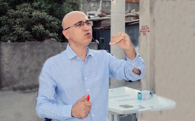 "DR. MENTEŞ: ""KURTULUŞ ELLERİMİZDE"""