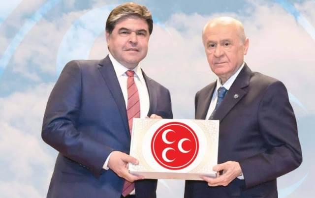 """AVCI """"GENEL BAŞKANIMIZIN SÖZLERİ ÇARPITILDI"""""""