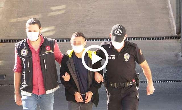 Taksicinin, aracına aldığı müşterilerine uyuşturucu madde temini yaptığı belirlendi